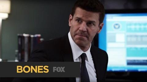 "BONES Surprise from ""The Donor in the Drink"" FOX BROADCASTING"