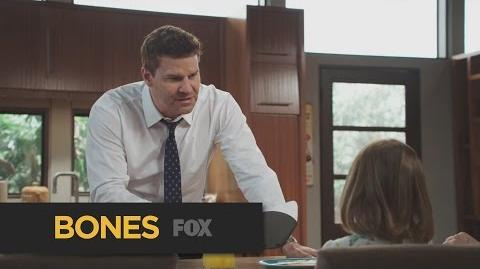 "BONES Murder And Pancakes from ""The Big Beef at the Royal Diner"" FOX BROADCASTING"
