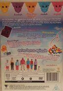 Australian DVD back cover