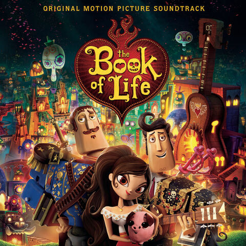 File:The Book of Life Soundtrack.jpg
