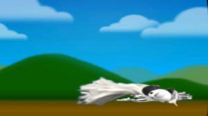 Dead Mstress skeleton