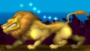 Enchanted Lion