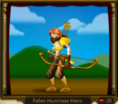 Fallen Huntress Hero