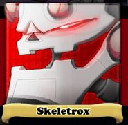 Skeletrox Bad Face