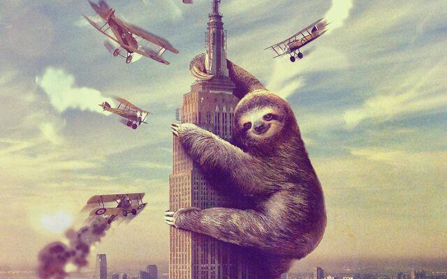 File:Giant Sloth Wallpaper.jpg
