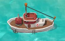Blackguard Gunboat
