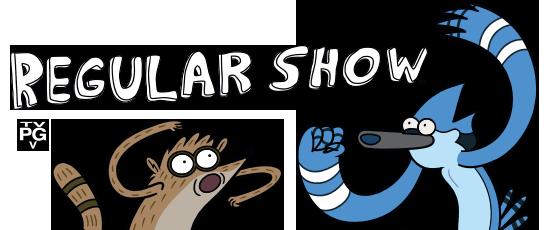 Regular show cartoon network wiki