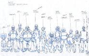 BOONDOCKS ART KATRINIANS by LeSean