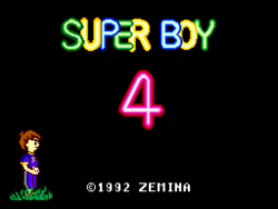 SuperBoy4title