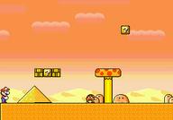 Mario 3 - Around the World 002