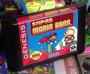 Mario Genesis