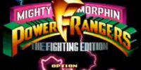 Mighty Morphin Power Rangers: The Fighting Edition