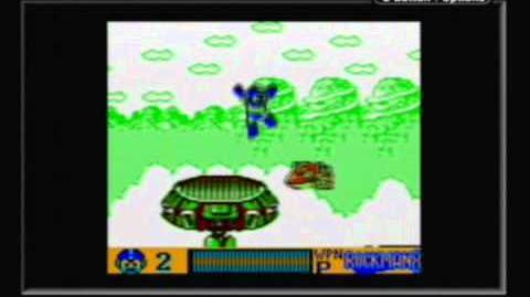 Rockman X4 by Yong Yong (Game Boy Color)
