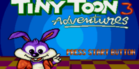 Tiny Toon Adventures 3