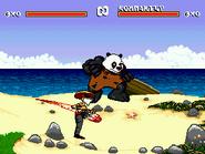 Kung Fu Panda Gameplay
