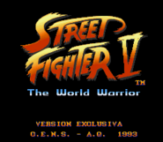 Street Fighter 5 (Hack) 0000
