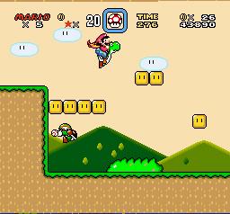 File:Super mario world gameplay.jpg