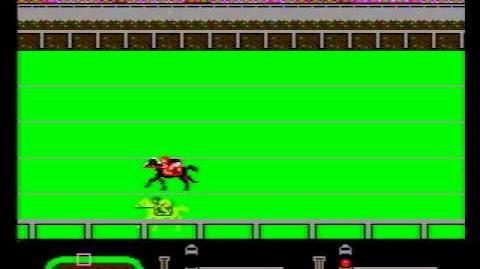 1991 Du Ma Racing (Shitty NES Pirate Game) Gameplay