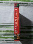 3. MD Lion King 2 Box Side