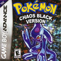 Pokemon ChaosBlack Boxart
