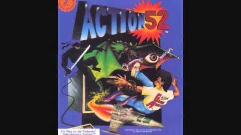 Action 52 - Fuzz Power Cheetahmen 2 Cutsecene