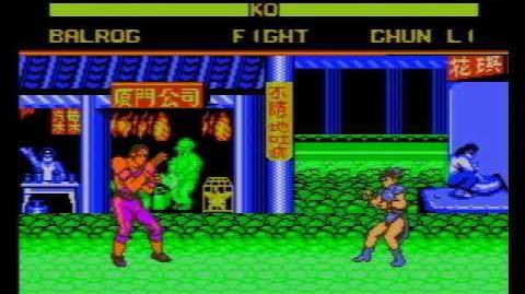 Street Blaster IV Pro 10 (NES Pirate Game) Gameplay