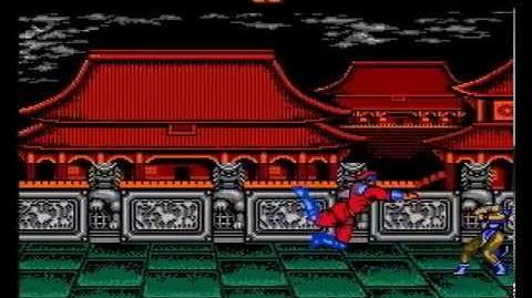 Street Fighter III (Shitty NES Pirate Game) Gameplay