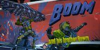 Miniboss: Boom and Bewm