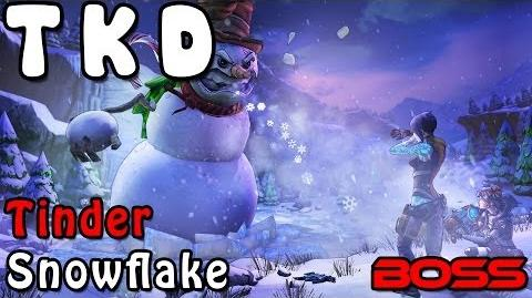 Borderlands 2 - Tinder Snowflake (Headhunter 3 DLC)
