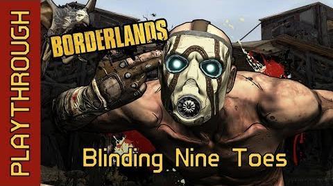 Blinding Nine-Toes