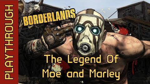 The Legend Of Moe and Marley