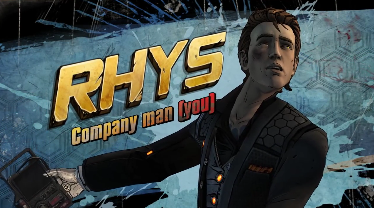 Rhys | Borderlands Wiki | FANDOM powered by Wikia Borderlands Characters Brick