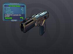 LV 28 Jam Packed Handgun