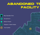 Abandoned Training Facility