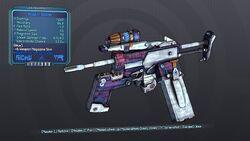 Shokker Shooter 70 Blue Shock