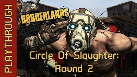 Circle Of Slaughter Round 2