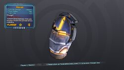 Meganade 70 Orange Explosive