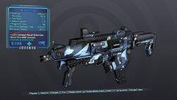 Skirmish Frigidia 70 Blue Cryo