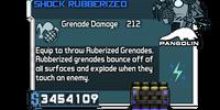 Rubberized Grenade