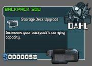 Backpack SDU