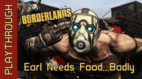 Earl Needs Food..