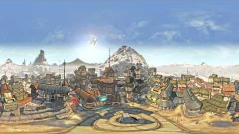 Pano 360 - Sanctuary - Borderlands 2