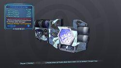 Blastproof Asteroid Belt 70 Blue 65A6E