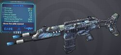 Rifle(Borderlands2) Sapping lvl15