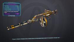 Wild Gatling Gun