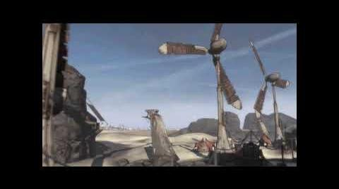 Borderlands Unused Trailer Greenfields