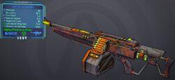 Ass Beeter(rifle) Akurate lvl18