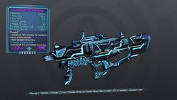 All-In Projectile Convergence 70BL Purple Cryo