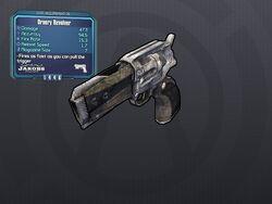 LV 26 Ornery Revolver