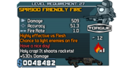 SPR900 Friendly Fire